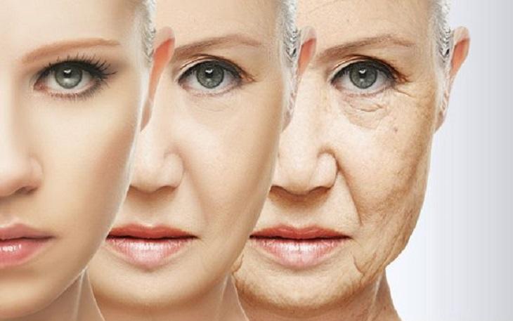 Signos y causas del envejecimiento facial